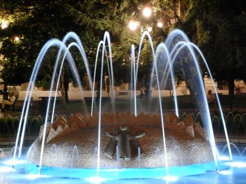 Verona - Fontana in Brà