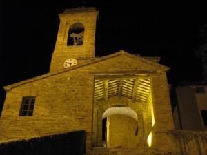 Il campanile di Castiglioni