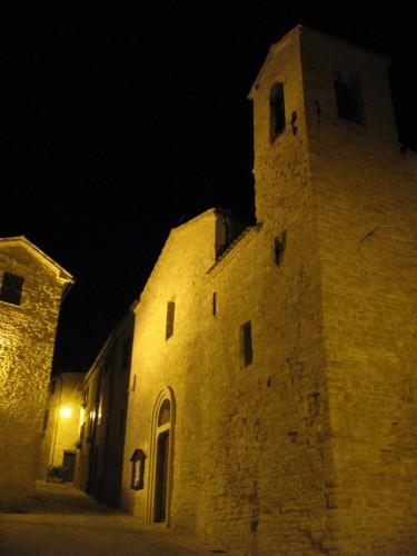 Arcevia - La chiesetta di Castiglioni