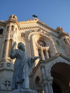 San Paolo e il Duomo dedicato a Maria Vergine Assunta in Cielo di Reggio Calabria (RC)