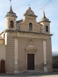 Ottocentesca chiesa dedicata a San Pietro in Reggio Calabria.