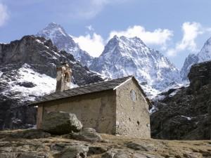 Pian del Re, Cappella della Beata Vergine delle Nevi