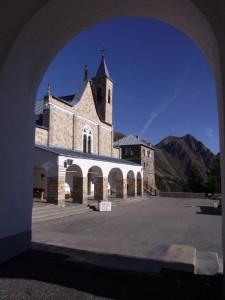 Sant'Anna di Vinadio, Santuario di Sant'Anna