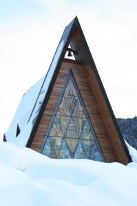 la chiesetta - fondo grande