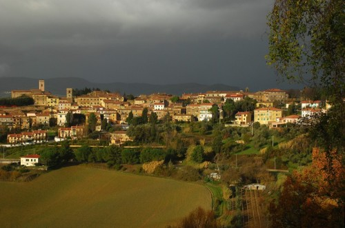 Montescudaio - IL borgo di Montescudaio