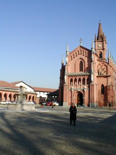Bra - Chiesa del castello di Pollenzo