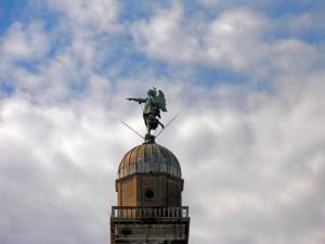 C'è un angelo a Udine…