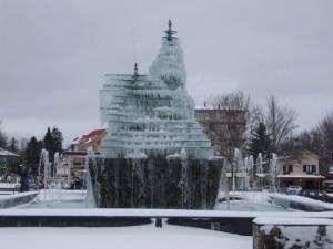 Gambarie d'Aspromonte, Fontana Ghiacciata