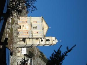 La chiesa di San Bernardo a Chiotti