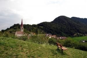 Chiesa di Tiso (Val Senales)