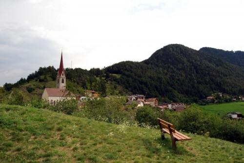 Senales - Chiesa di Tiso (Val Senales)