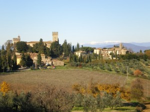 Pieve di S.Biagio a Poppiano (Montespertoli FI)
