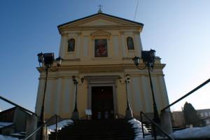 Chiesa S. Alessandro e Martino a Cesate