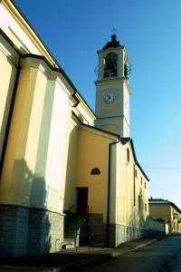 Campanile chiesa S. Alessandro e Martino