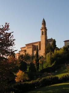Chiesa a Bergamo alta
