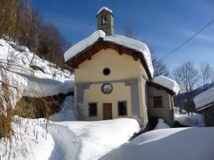 chiesa di Sant'Anna frazione Chiandusseglio LEMIE