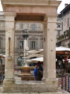 Fontana Madonna di Verona 2