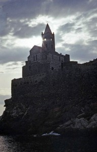 San Pietro in controluce