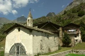 Chiesa di Sant'Anna di Bellino