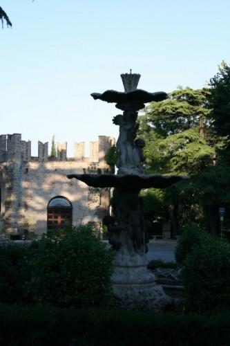 Tolentino - Fontana dei Putti