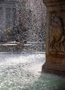 La fontana di Roma