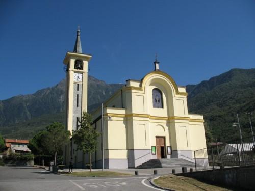 Colico - La parrocchiale di Laghetto