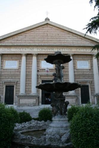 Tolentino - Cattedrale di San Catervo