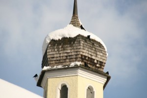 Corvi in Chiesa