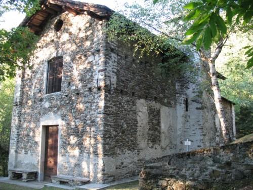 Colico - La chiesa di S.Elena a Fontanedo