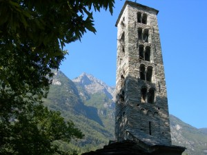 Il campanile di S.Martino a S.Croce