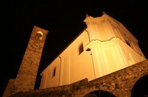 Chiesa di San Nicola - in notturno NR 2