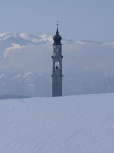 Campanile della Chiesa di Canove