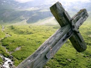 croce sul cammino