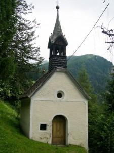 chiesetta di montagna