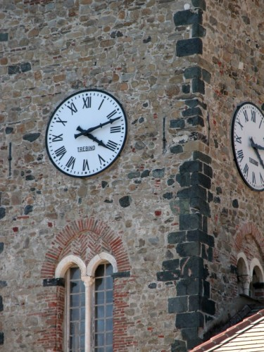 Monterosso al Mare - Il campanile