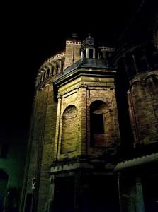 Alle spalle del Duomo