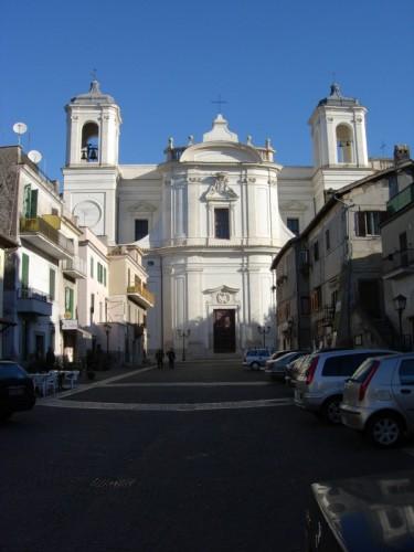Vicovaro - chiesa di s.pietro apostolo
