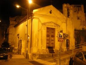 Chiesa di Santa Lucia - frazione Croce