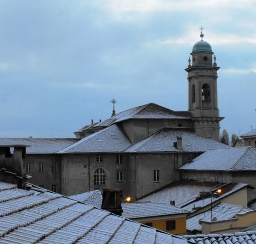Biella - San Filippo Neri dal mio balcone