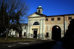 """Cappella di villa Arconati """"Parrocchia di San Guglielmo"""" di Castellazzo"""