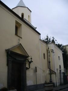 Chiesa SS. Annunziata e Congreca del SS Sacramento (XVIII Sec.)
