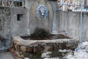 Fontanella in piazza S. Rocco