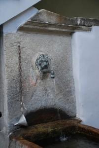 La fontana e..l'imbuto