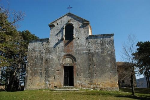 Caporciano - Santa Maria Assunta