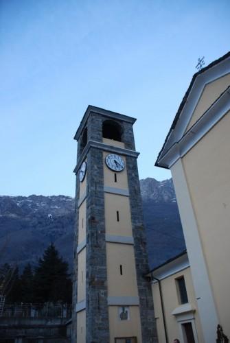 Donnas - Campanile di San Pietro in Vincoli