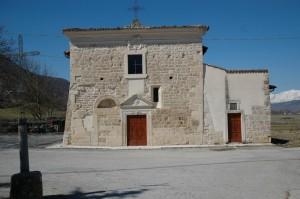 Chiesa di Sant'Andrea di Stiffe