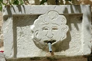 La Fontana assetata