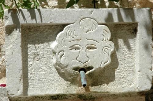 Cerreto di Spoleto - La Fontana assetata