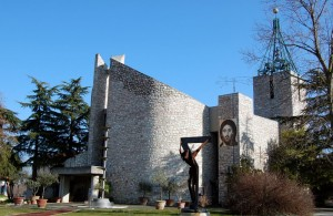 Chiesa parrocchiale della Madonna del Ponte