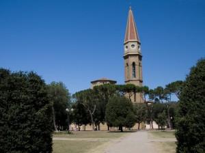 Church in Arezzo
